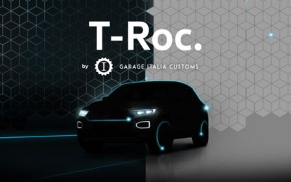 VW e Garage Italia Customs per una T-Roc unica