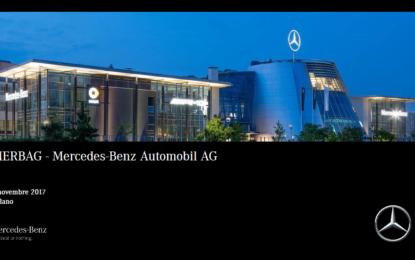 MERBAG: nuova concessionaria Mercedes-Benz a Milano