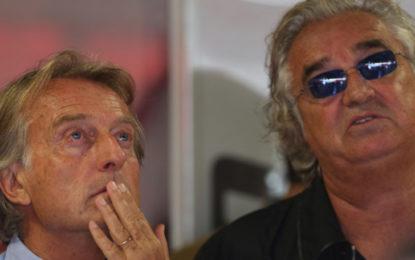 Ferrari: Montezemolo e Briatore coi piedi per terra