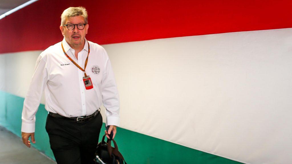 """Brawn: """"Stop a tre GP consecutivi dopo il 2018"""""""