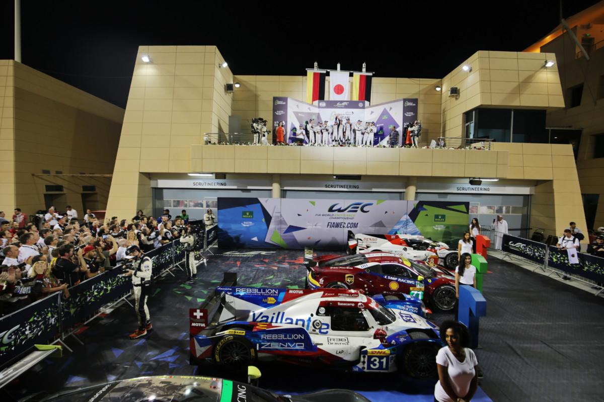 WEC: TOYOTA GAZOO Racing vince in Bahrain