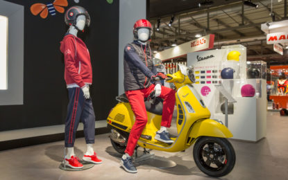 Vespa Total Look 2018