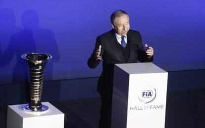 Jean Todt rieletto presidente della FIA