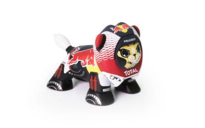 Il Natale Peugeot con il nuovo Art Toy LEO'Z