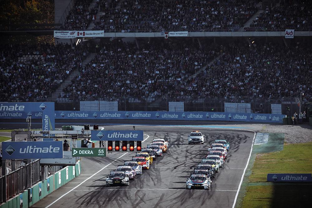 Nel 2018 il DTM torna in Italia a Misano
