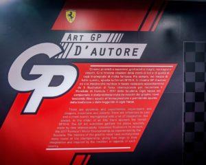 """Al Museo Ferrari di Maranello la mostra """"GP d'autore"""""""