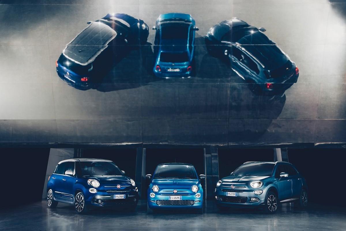 Al via gli ordini della famiglia Fiat 500 Mirror