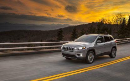 Anteprima nuova Jeep Cherokee 2019