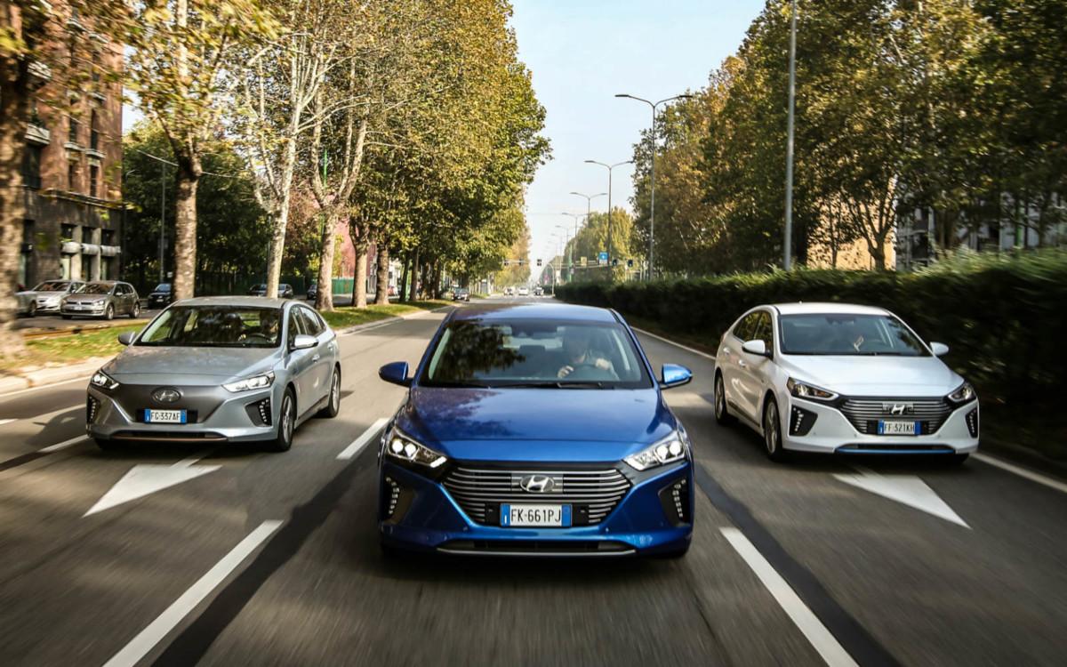 Hyundai al Motor Show con KONA, IONIQ e tanto altro