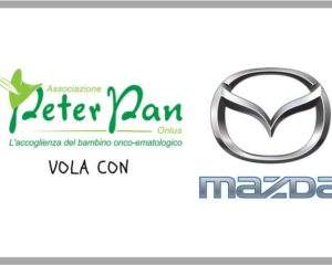 Mazda per l'Associazione Peter Pan