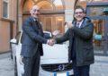 Una Volvo V60 Twin Engine per il sindaco di Bologna