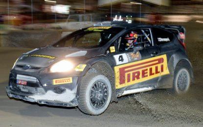 Kalle Rovanpera vince il Memorial Bettega