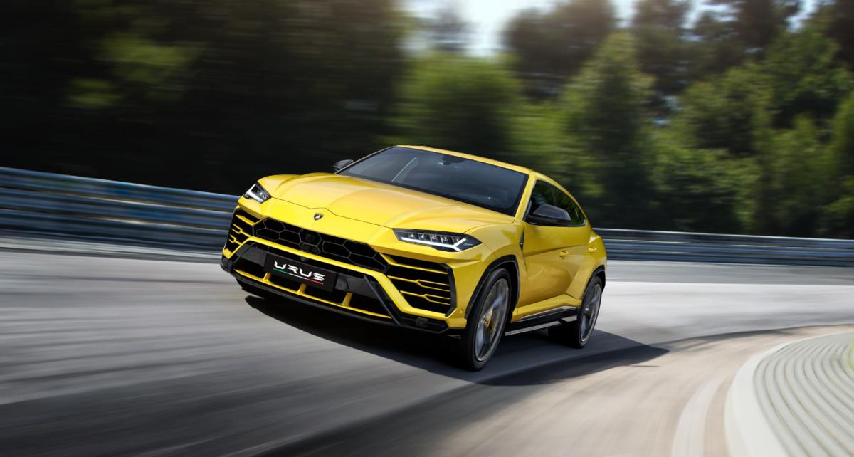 Lamborghini: nuovo record di vendite
