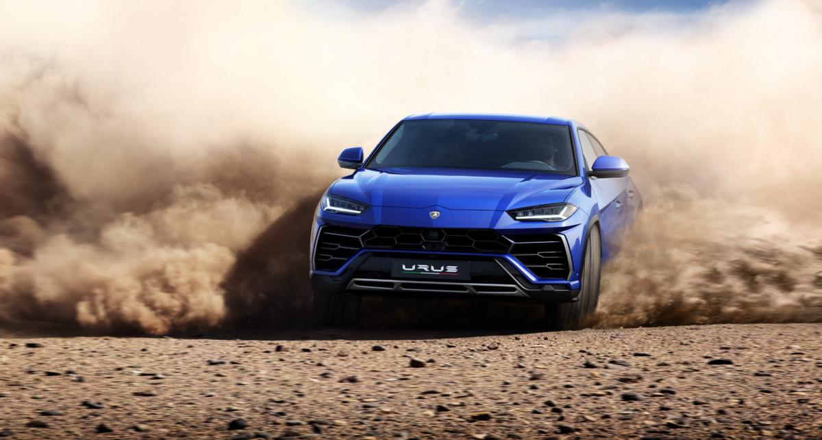Urus: il Super SUV con tutto il DNA Lamborghini