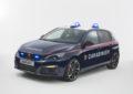 Nuova Peugeot 308 GTi per l'Arma dei Carabinieri