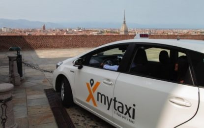 mytaxi si paga anche con Apple Pay