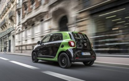 smart electric drive nel nuovo video degli ACTUAL