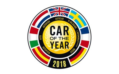 Car Of The Year 2018: ecco le 7 candidate