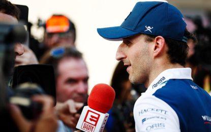 Kubica-Williams: fine della favola?