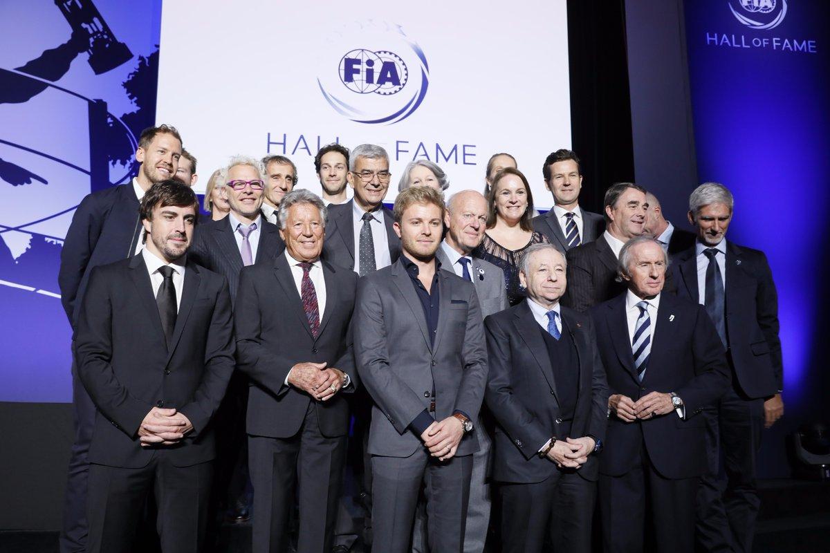 FIA Hall of Fame: la storia e il futuro della F1