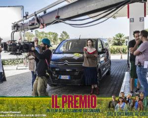 "Citroën SpaceTourer conquista ""Il premio"""
