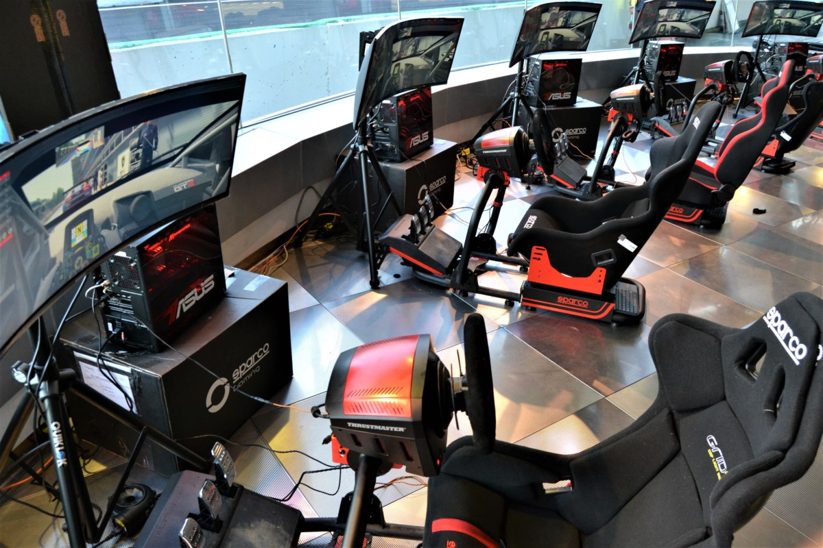 SPARCO al Monza Rally Show tra reale e virtuale