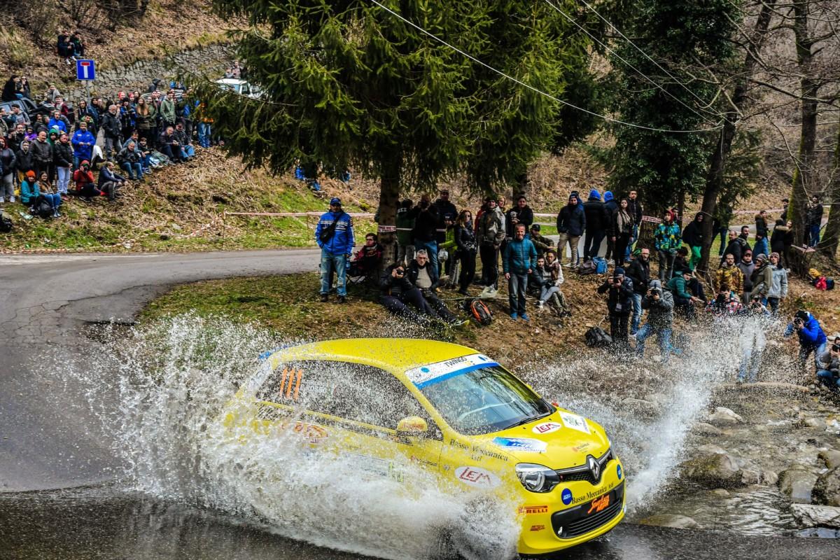 Trofei Renault Rally: gran finale a Il Ciocchetto