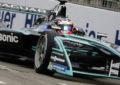 Formula E: primo podio per Panasonic Jaguar Racing