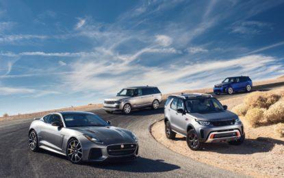 Tre novità Jaguar Land Rover Special Vehicle Operations