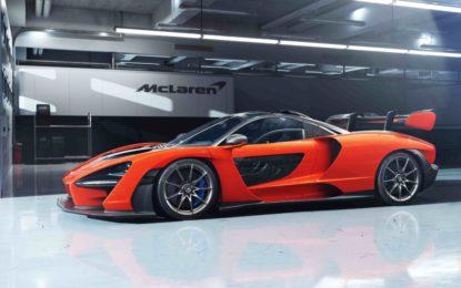 McLaren Senna: senza compromessi