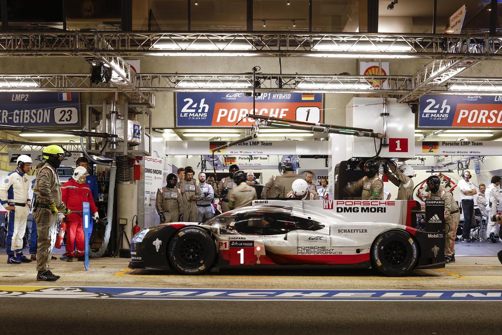 Porsche ringrazia i partner nel WEC