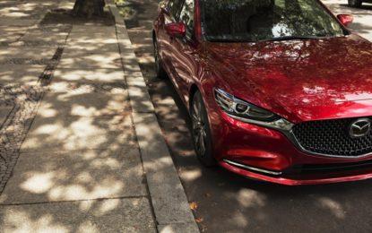 Mazda6: tecnologia e raffinatezza