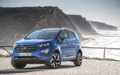 Ford presenta il nuovo SUV EcoSport