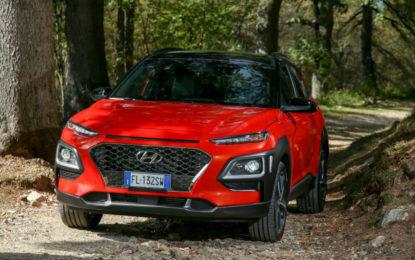 Nuova Hyundai Kona: 5 stelle EuroNCAP
