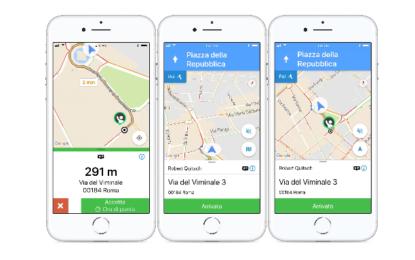 mytaxi integra Google Maps nella app per i tassisti