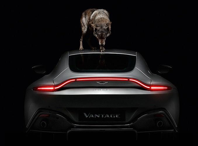 Pirelli P Zero per la nuova Aston Martin Vantage