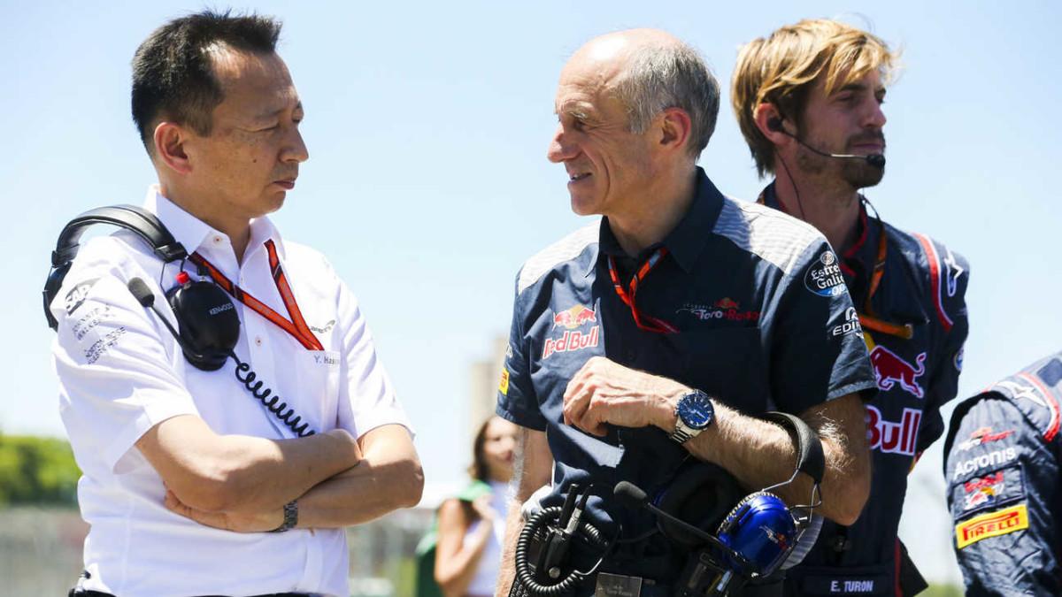 Rivoluzione Honda in vista del 2018 con Toro Rosso