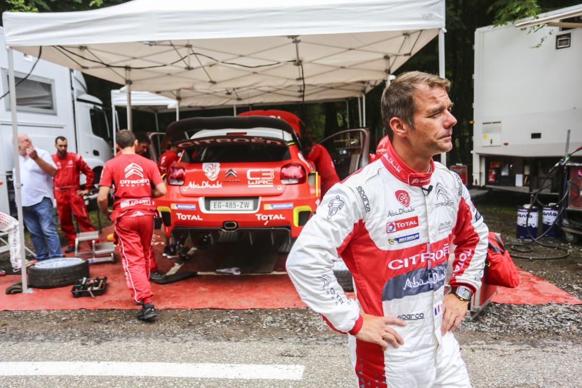 WRC: ecco gli equipaggi Citroën per il 2018
