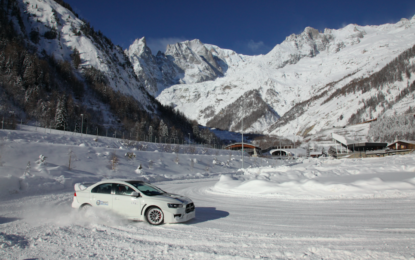 Royal Driving Experience a Courmayeur