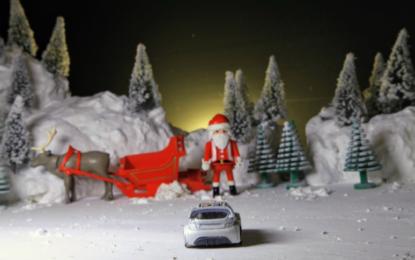 Snowkarma: l'animazione natalizia di Ford