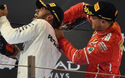Hamilton certo che nel 2018 Vettel sarà carico