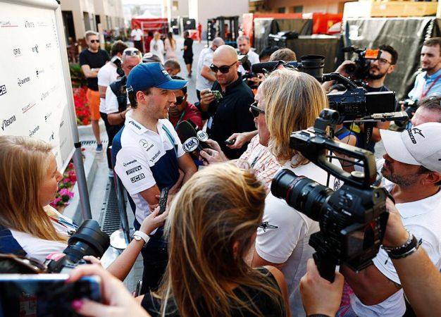 Benoit solleva il caso del monopolio dei media in F1