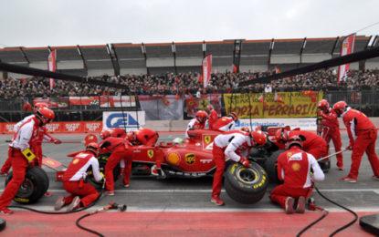 Al Motor Show è il giorno della Ferrari