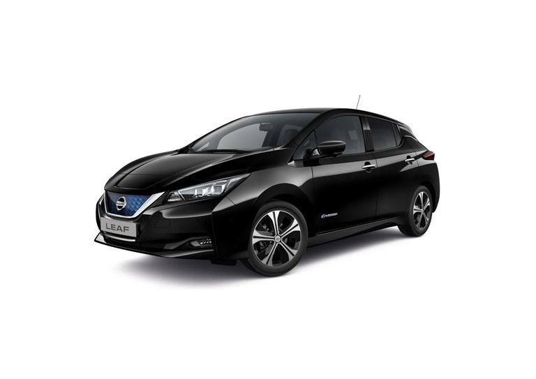 Nuova Nissan LEAF: 10.000 ordini in due mesi