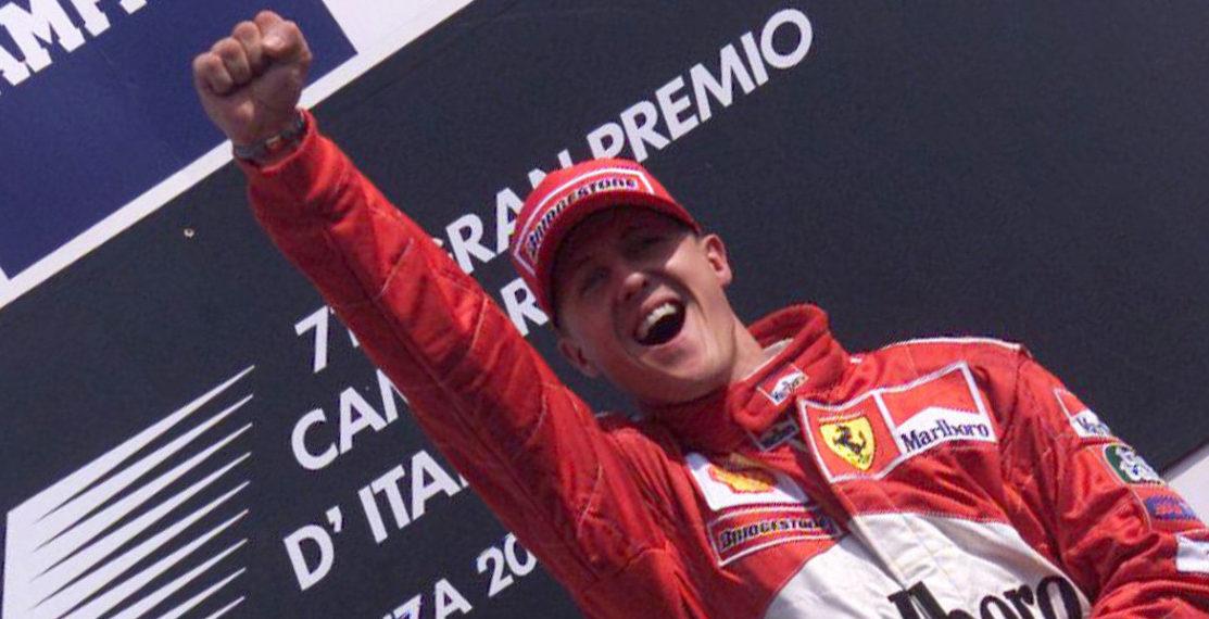 Pensando a te, unico grande Michael Schumacher