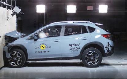 Cinque stelle per Subaru XV e Impreza