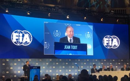 Jean Todt dopo la rielezione: sport e mobilità