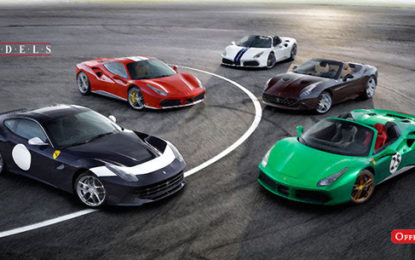 Ferrari 70th: la collezione completa by MR Collection Models