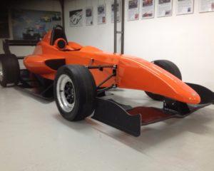 Formula X presenta la nuova Predator's PC015