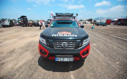 Nissan Navara: il sogno di vivere la Dakar